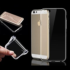 VORMOR® TPU Ultra Transparent Soft Case for iPhone 6