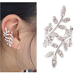 Ear Cuffs Słodkie Style Europejski Stop Silver Golden Biżuteria Na Impreza Casual