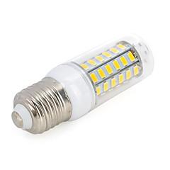 10W E26/E27 LED Mais-Birnen T 56 SMD 5730 800-900 lm Warmes Weiß / Kühles Weiß AC 220-240 V