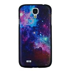 farverig galakse mønster pc hårdt bagsiden etui til Samsung S4 I9500
