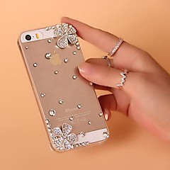 modelos ultra-leves com diamante duro voltar para iPhone 5 5s / iphone