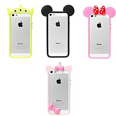 Lovely Frame Soft Silicon Soft Case for iPhone 5/5S