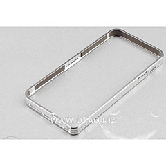 Premium Dirt-Resistant Aluminium 0.7 mm Ultra Thin Slim Frame Bumper Case Cover for iPhone 5 5S