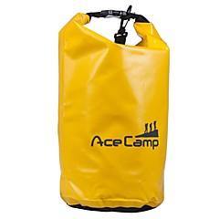 10 L Αδιάβροχη τσάντα Ξηρός Πακέτο συμπίεσης Αδιάβροχη σανίδα Αδιάβροχη Γρήγορο Στέγνωμα Αδιάβροχο Αδιάβροχο Φερμουάρ Με προστασία από