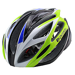 UNGROL 21 Vents EPS+PC Green Integrally-molded Cycling Helmet(54-64cm)