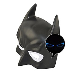 Cool Luminous LED Batman Mask for Halloween