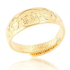 Mens Chinese Style Rings(Hualuo Jewelry)