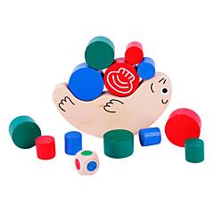 tre sneglen balanse babyen pedagogiske leker