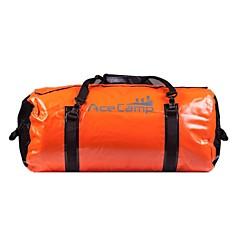 90 L Αδιάβροχη τσάντα Ξηρός Ταξιδιωτικός σάκος Αδιάβροχη τσάντα για εφόδια κατασκήνωσης Αδιάβροχη Γρήγορο Στέγνωμα Αδιάβροχο Αδιάβροχο