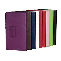 10.1 Inch Two Folding Pattern Lichee  PU Leather for ASUS T100(Assorted Colors)