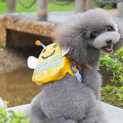 Gatos / Perros Mochila Amarillo Primavera/Otoño Animal A Prueba de Agua / Boda / Cosplay