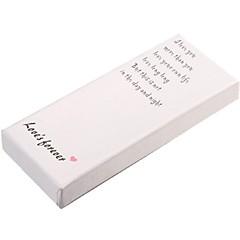 Caixas de Jóias Papel Branco