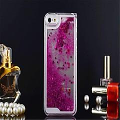 iPhone5 / 5s liquidi stelle shell cellulare coperture del telefono sabbie mobili (coior assortiti)