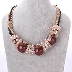 mode ms 18k guldplätering halsband