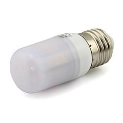 Lâmpadas Espiga Decorativa E26/E27 5W LM K Branco Quente / Branco Frio 27 SMD 5730 DC 12 V T