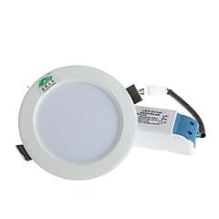 3W Lâmpada de Teto Encaixe Embutido 12 SMD 5730 280 lm Branco Quente / Branco Frio / Branco Natural Decorativa AC 85-265 V