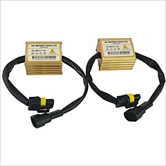 universal, HID Xenon CAN-BUS advertencia -2pcs resistencias decodificador cancelador