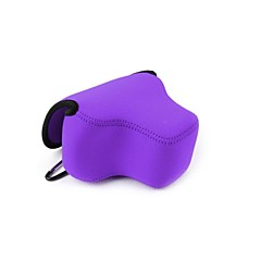 Pajiatu® Neoprene Soft Camera Inner Protective Triangle Case Bag Pouch for PowerShot SX60 HS (Assorted Colors)