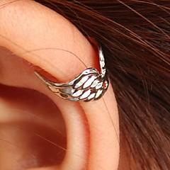 punk-mode vinger øreclips [1 indeholder fem stykker] tilfældig farve