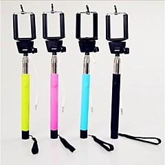 KLW monopode extensible caméra de poche avec un téléphone mobile déclencheur à distance pour iPhone