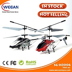 3.5ch indoor rc helikopter met gyroscoop sg-H3006