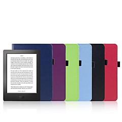 공방 분위기 H2O 전자 책 모듬 된 색상에 대한 수줍은 곰 ™ 6.8 인치 원래 디자인 가죽 커버 케이스