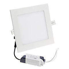 12W 60 SMD 2835 1000-1100 lm hideg fehér led mennyezeti lámpa ac 85-265 v