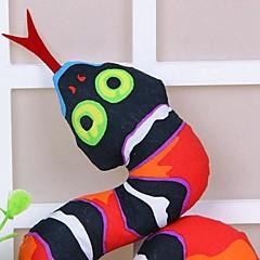 강아지 장난감 반려동물 장난감 씹는 장난감 뱀 직물