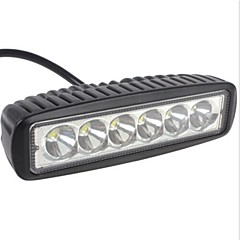 18W Mini suv Worklight spot ışık led
