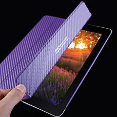 alta calidad de cuero de la PU con el caso del soporte para ipad2 / 3/4 de la tableta
