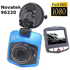 Full HD Car DVR, Mini 2.4' Inch LCD 1920*1080P Car Camera, Blue Camcorder DVR Recorder with FCWS+LDWS