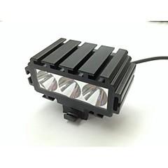 Lampes frontales / Eclairage de Vélo / bicyclette (Rechargeable) LED 5 Mode 3000 Lumens Autres 18650 -Camping/Randonnée/Spéléologie /