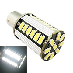 1156 39x5730SMD  Canbus 8W  6500K -7000K  White Light LED Bulb for Car (12-24V,2pcs)