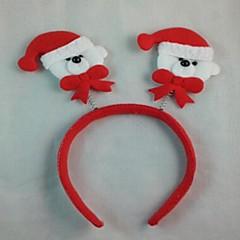 christmas party schattige beer hoed haar hoofd band