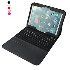 "10.1 ""PU Leather Case Bluetooth Keyboard with Stand Holder for for Samsung Tab 4 10.1 T530 (Assorted Colors)"
