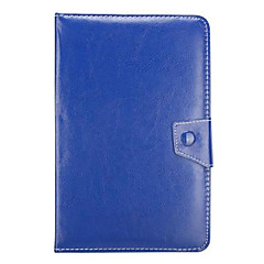 "Universal Crystal Grain Magnetic Flip Stand Leather Case for 7"" 8"" 9"" 10"" Tablet PC (Assorted Colors)"
