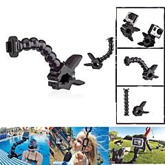 GoPro Aksesuarları Montaj Için Gopro Hero 2 / Gopro Hero 3+ / GoPro Hero 4Sörfçülük / Botla / Kayakçılık / Uniwersalny / Kaya Tırmanışı /
