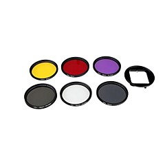 Accessoires GoPro Objectif d'Appareil Photo / Dive Filtre / Accessoires Kit Pour Gopro Hero 3 / Gopro Hero 3+Auto / Militaire / Motoneige