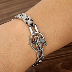 Strand Armbanden Uniek ontwerp Modieus Legering Dierenvorm Sieraden Vogel Sieraden Voor Dagelijks Causaal 1 stuks