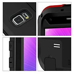 Új lovemei antichoc ETANCHE robuste vízálló, ütésálló védelmet fém esetében Galaxy Note 4 (vegyes színek)