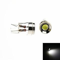 2kpl johti T10 194 W5W auto kiilaa valon puolella sisustus rekisterikilven lampun sisäinen
