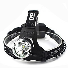 Others Headlamps 3 Mode 1800 Lumens 18650 Waterproof LED Cree XM-L T6 Multifunction