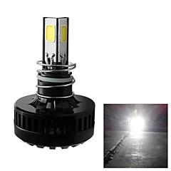 merdia hx m4 20w 2200lm 6500K 4 tähkä led valkoinen valo moottoripyörä ajovalaisin / korkean suorituskyvyn spot lamppu (1piece / 12v)