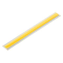 zdm® 3.6W 48 * cob 300-350lm cálida luz blanca bombilla LED de luz de tira del coche (CC 11-14v)