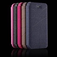 promotion quatre séries yu étuis en cuir de téléphone pour iphone 4 (couleurs assorties)