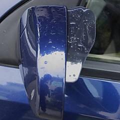 LEBOSH®Rear View Mirror Rain Eyebrow Rain Board(2pcs) Random Color