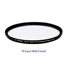 Tianya 37mm mc uv ultra mince xs-Pro1 muti-revêtement numérique filtre UV pour Sony 1500C objectif olympus 14-42mm
