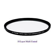 tianya® 77мм MCUV сверхтонкий хз-Pro1 фильтр цифровой мути покрытие от ультрафиолетовых лучей для канона 24-105 24-70 17-40 18-300 NIKON линзы