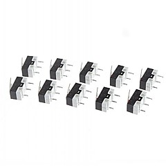 Micro Switch  for Electronics DIY 125V/1A  (10 Pieces a Pack)