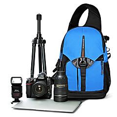 60D 600D에 대해 하나의 어깨 카메라 가방 novagear